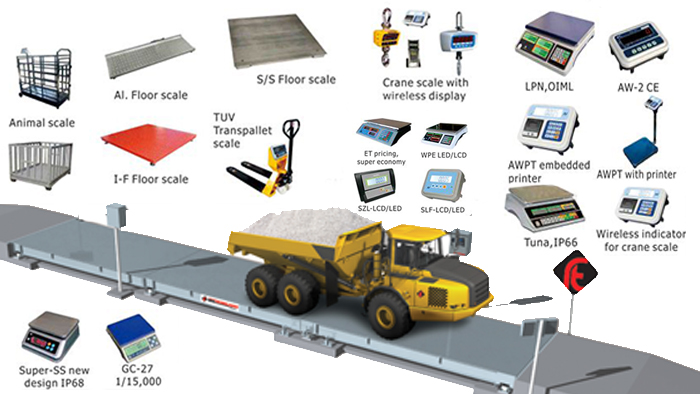 Weighbridge maintainance company in qatar
