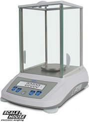 ALD Series Analytical Top Loading Scale With Draught Shield