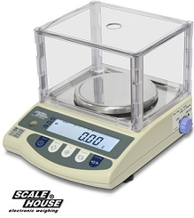 GAI Series Technical Precision Top Loading Scale